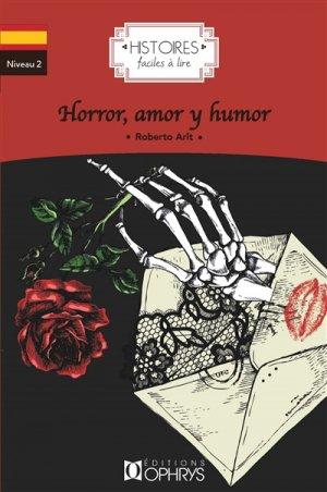 horror, Amor y Humor-ophrys-9782708015395