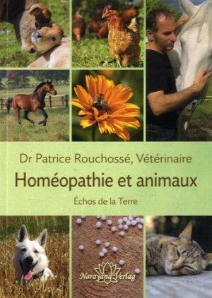 Homéopathie et animaux - narayana - 9783955821289