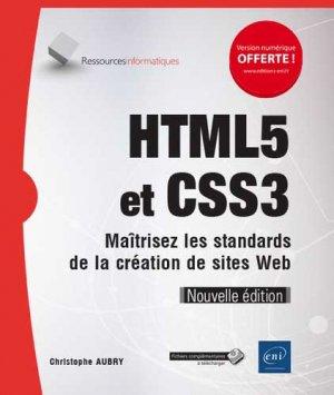 HTML5 et CSS3-eni-9782409017834