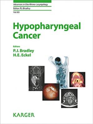 Hypopharyngeal Cancer-karger -9783318063882