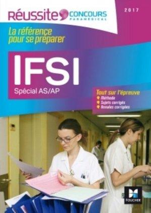 IFSI Spécial AS/AP - Examen 2017 - foucher - 9782216133901