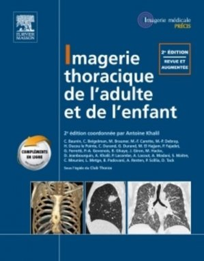 Imagerie thoracique-elsevier / masson-9782294713217