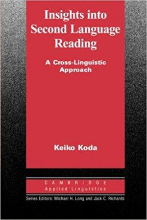 Insights into Second Language Reading-cambridge-9780521545136