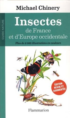 Insectes de France et d'Europe occidentale-flammarion-9782081288232