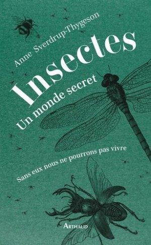 Insectes : un monde secret-flammarion-9782081452268