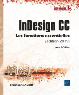Indesign cc pour pc/mac (edition 2019)-eni-9782409019012