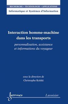 Interaction homme-machine dans les transports-hermès / lavoisier-9782746230101