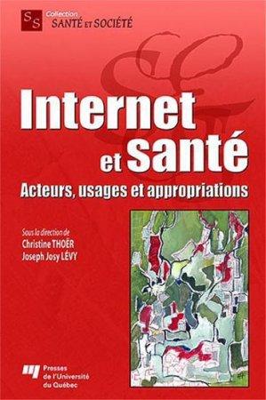 Internet et santé - presses de l'universite du quebec - 9782760535213
