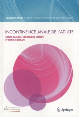 Incontinence anale de l'adulte-springer-9782817804552