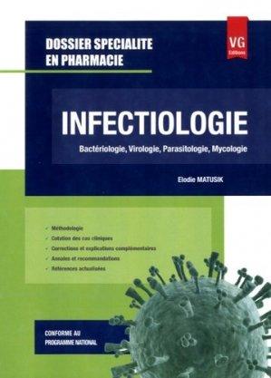 Infectiologie-vernazobres grego-9782818314692