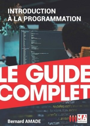 Introduction à la programmation - micro application - 9782822406031