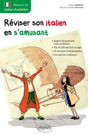 Italien - Cahier d'Activités.-ellipses-9782340023307