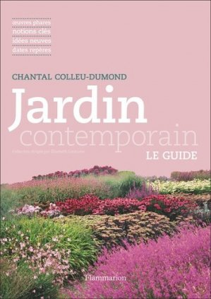 Jardin contemporain-FLAMMARION-9782081445819