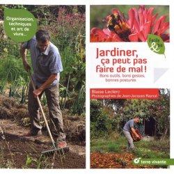 Jardiner, ça peut pas faire de mal !-terre vivante-9782360982455