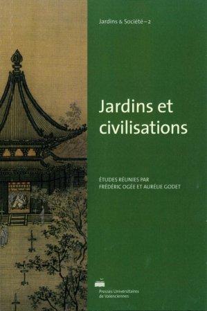 Jardins et civilisations - presses universitaires de valenciennes - 9782364240629
