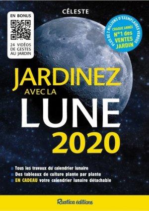 Jardinez avec la Lune - rustica - 9782815313469