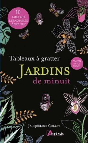 Jardins de minuit - artemis - 9782816014556