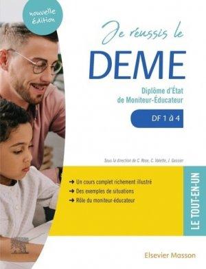 Je réussis le DEME - elsevier / masson - 9782294765278