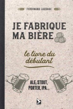 Je fabrique ma bière-gerfaut-9782351912102