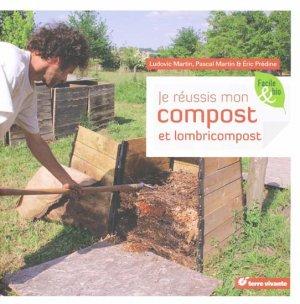 Je réussis mon compost et lombricompost-terre vivante-9782360980451