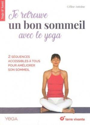 Je retrouve un bon sommeil avec le yoga-terre vivante-9782360984329
