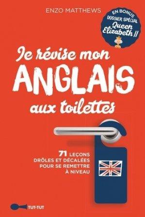 Je révise mon anglais aux toilettes-tut tut-9782367042497