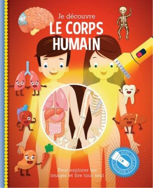 Je découvre le corps humain - ruitenbergboek b.v. - 9789463543125
