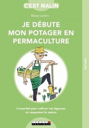 Je débute mon potager en permaculture - leduc - 9791028513719
