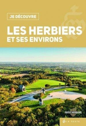 Je découvre Les Herbiers et ses environs-geste-9791035305383