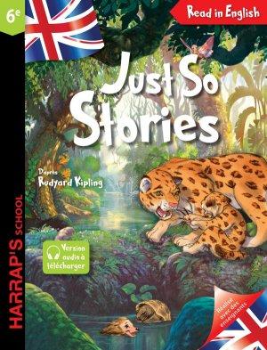Just So Stories - harrap's - 9782818706046