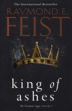 King Of Ashes-harpercollins-9780007264865