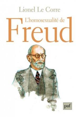 L'homosexualité de Freud-puf-9782130735243