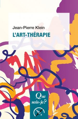 L'art-thérapie - puf - 9782130815556