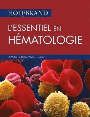 L'essentiel en hématologie-maloine-9782224035181