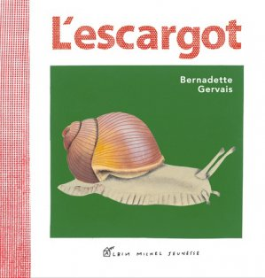L'escargot-Albin Michel-9782226435590