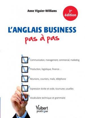 L'anglais business pas à pas-vuibert-9782311623031