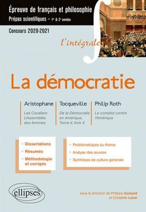 L'intégrale sur la démocratie-ellipses-9782340030480