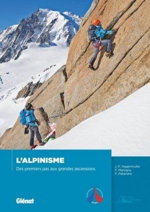 L'alpinisme - glenat - 9782344015414