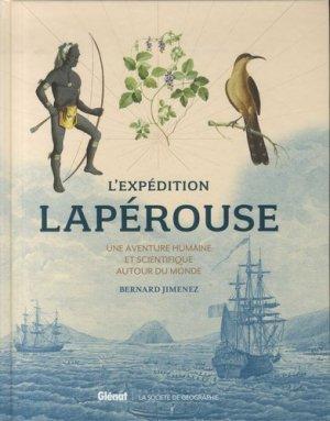 L'expédition Lapérouse-Glénat-9782344031650