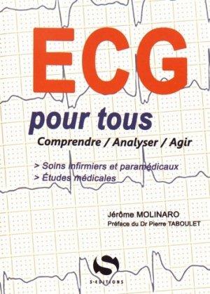 L'ECG pour tous-s editions-9782356401977