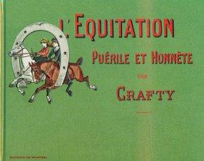 L'équitation puérile et honnête-montbel-9782356531407