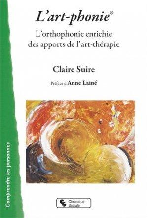 L'artphonie-Chronique Sociale-9782367176192
