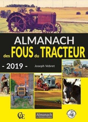 L'almanach des fous du tracteur 2019-cpe-9782374000787