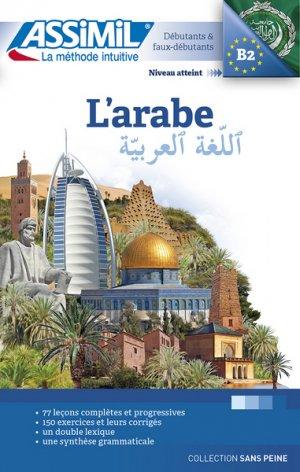 L'Arabe - Débutants et Faux-débutants-assimil-9782700507584