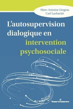L'autosupervision dialogique en intervention psychosociale-hermann-9782705696597