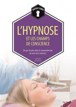 L'hypnose et les champs de conscience-de vecchi-9782732899381