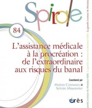 L'assistance medicale a la procreation-eres-9782749257518