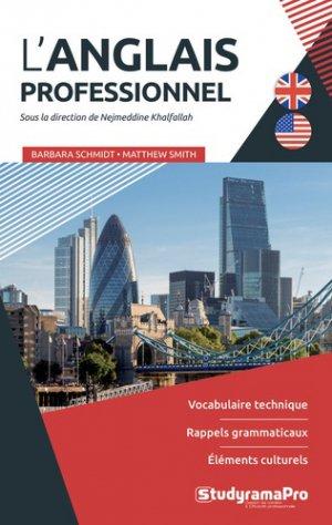 L'anglais professionnel-studyrama-9782759039487
