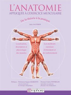 L'anatomie appliquée à l'exercice musculaire-amphora-9782851808653