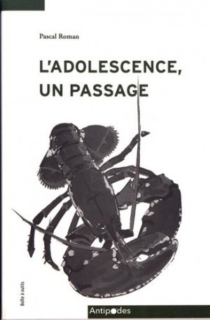 L'adolescence, un passage - antipodes - 9782889011117